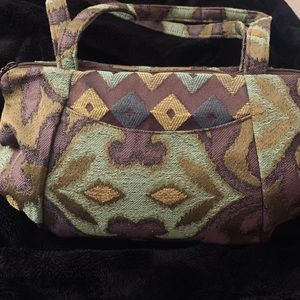 Maruca Handmade Shoulder Bag. EUC Retail $112.